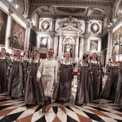 Ph: Valentina Galimberti Ballarin Location: Scuola Grande San Giovanni Evangelista